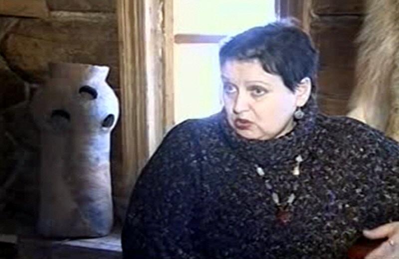 Беседа Светланы Жарниковой с журналистами Вологодского телевидения в 2000 году