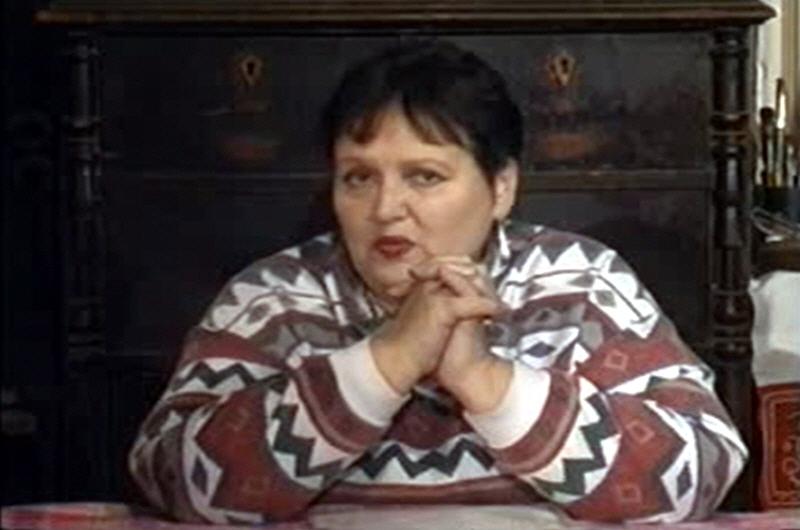 Встреча творческой и научной интеллигенции со Светланой Жарниковой в Вологде в 2000 году
