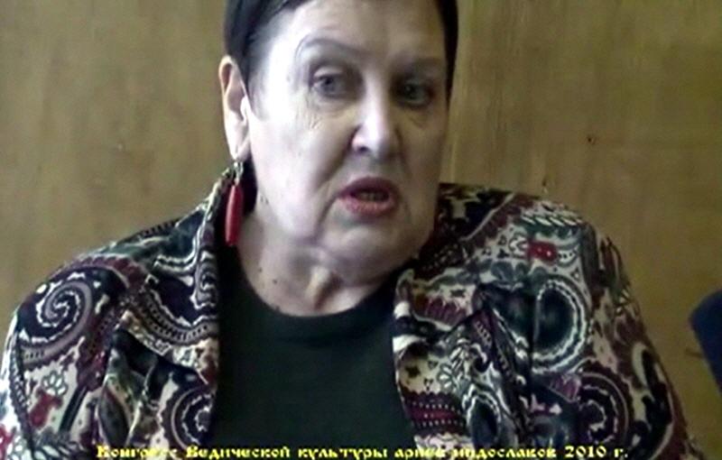 Второй Ведический Конгресс Жарникова
