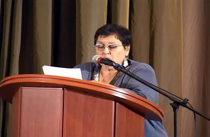Доклад Светланы Жарниковой в Санкт-Петербурге 22 ноября 2009 года