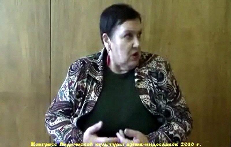 Светлана Жарникова о ведической культуре