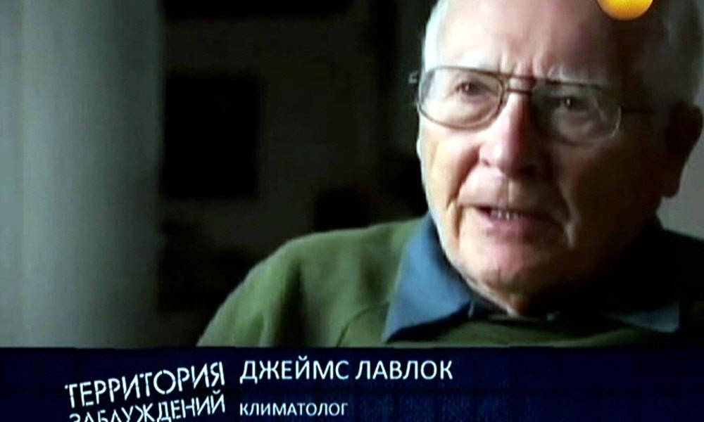 Джеймс Лавлок - климатолог