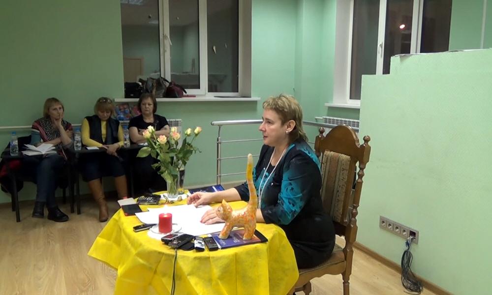 Лекция Валентины Мироновой в Москве 5 февраля 2016 года
