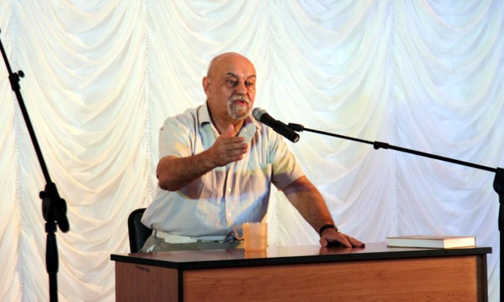 Валерий Чудинов в Волгограде 2 августа 2014 года
