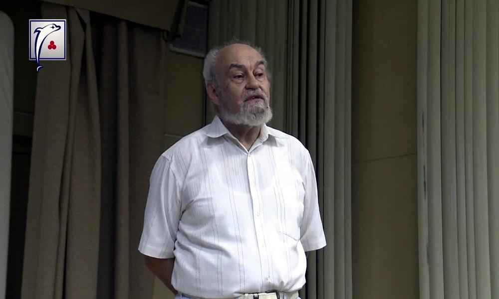 Валерий Чудинов в Государственном музее Востока в Москве 4 июня 2013 года