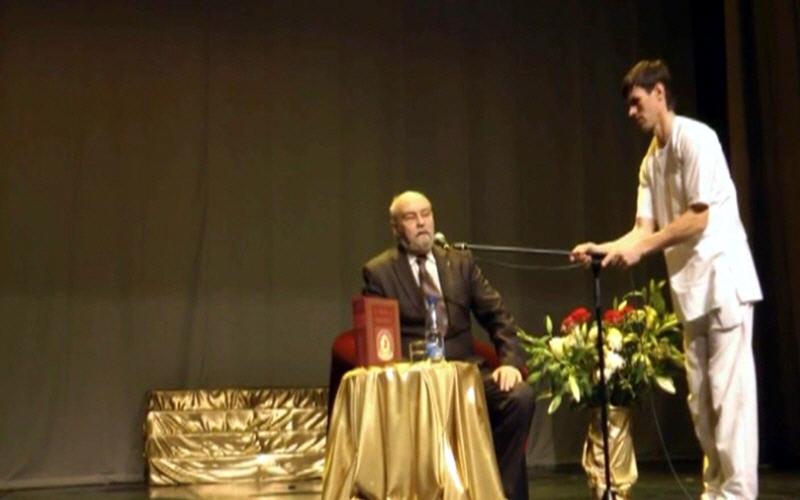 Валерий Чудинов в Екатеринбурге с лекцией