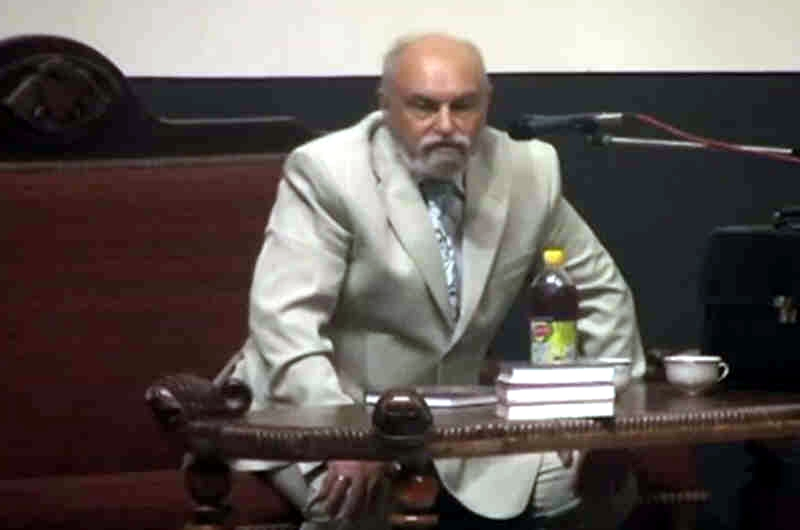 Валерий Чудинов в Новосибирске 14 июля 2010 года