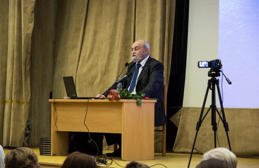 Валерий Чудинов в Санкт-Петербурге 23 мая 2015 года
