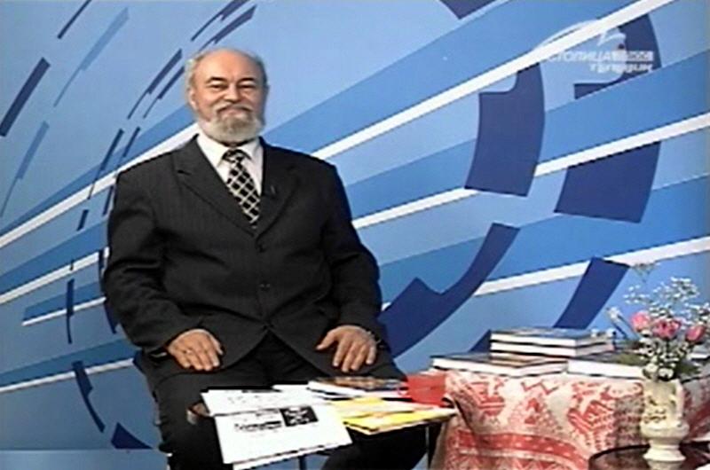 Валерий Чудинов в передаче Времён связующая нить на телеканале Столица