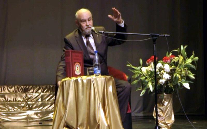 Валерий Чудинов директор Института древнеславянской и древнеевразийской цивилизации