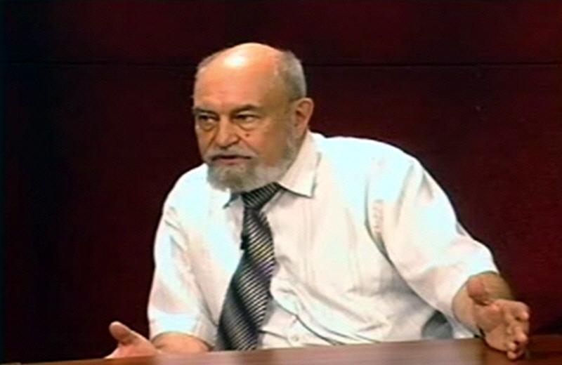 Валерий Чудинов на канале KM TV 15 сентября 2009 года