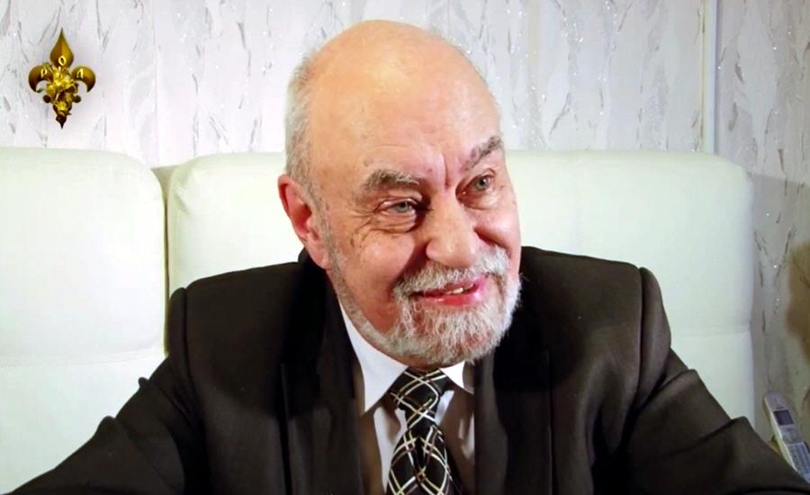 Интервью Валерия Чудинова для РОД Возрождение Золотой Век в Москве в августе 2012 года