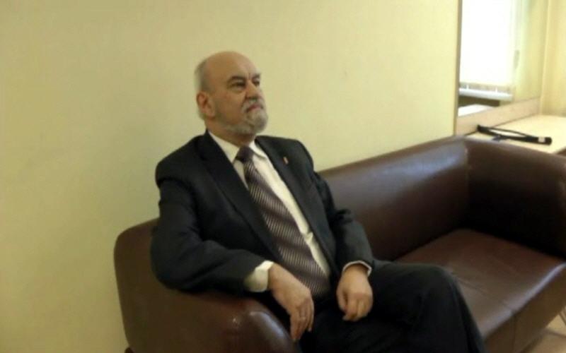 Интервью с Валерием Чудиновым в Екатеринбурге 18 декабря 2011 года