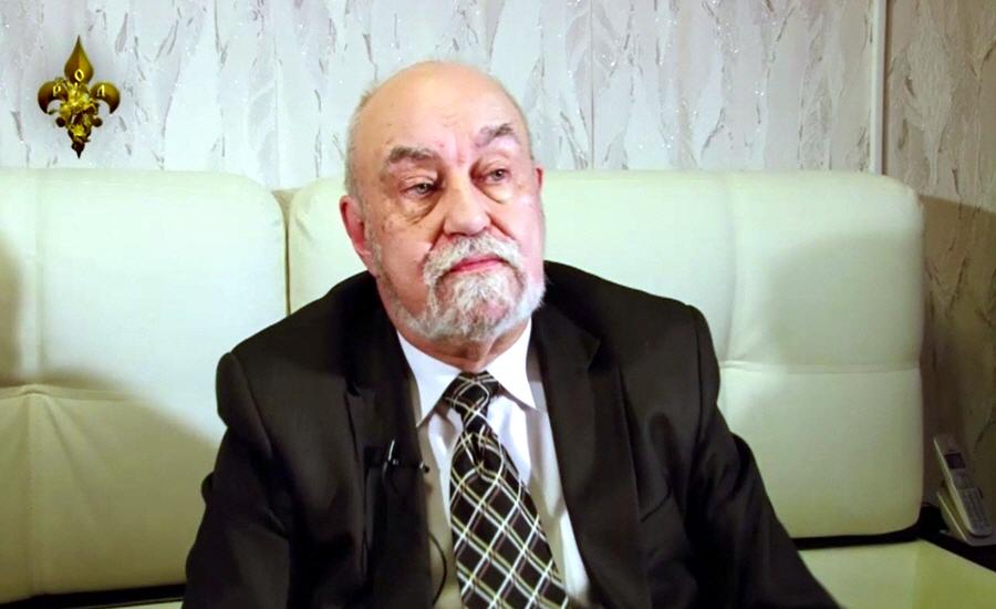 Писатель Валерий Чудинов