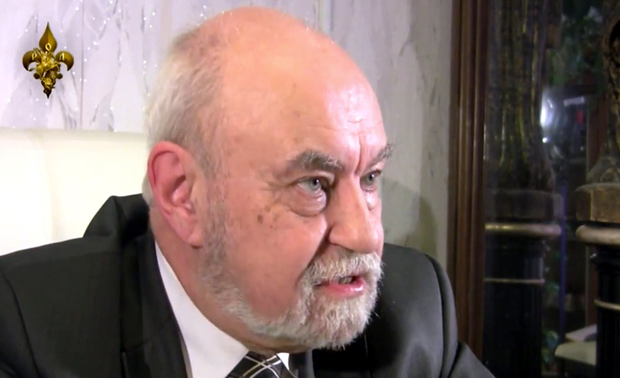 Славянист Валерий Чудинов