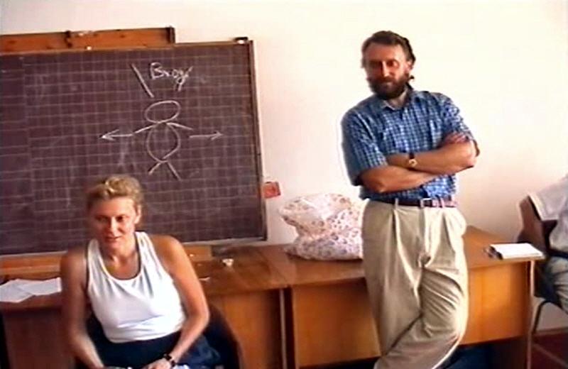 Валерий Синельников - Мастер-класс