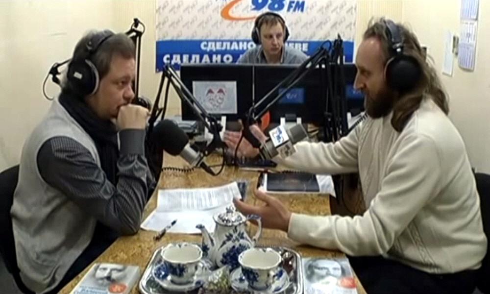 Валерий Синельников на Радио Киев 14 февраля 2014 года