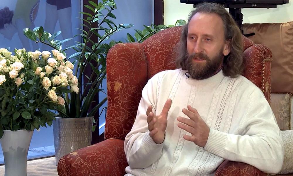 Интервью Валерия Синельникова для фонда На благо мира 3 февраля 2013 года