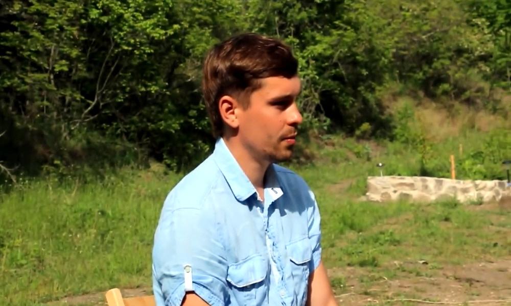 Святослав Андрусенко - эксперт по сыроедению
