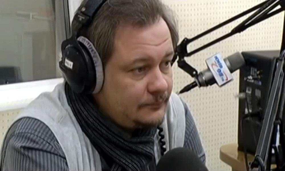 Сергей Галиченко - ведущий на Радио Киев