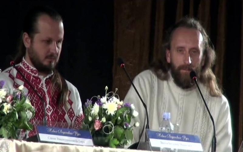 Учитель славянских ведических знаний Валерий Синельников