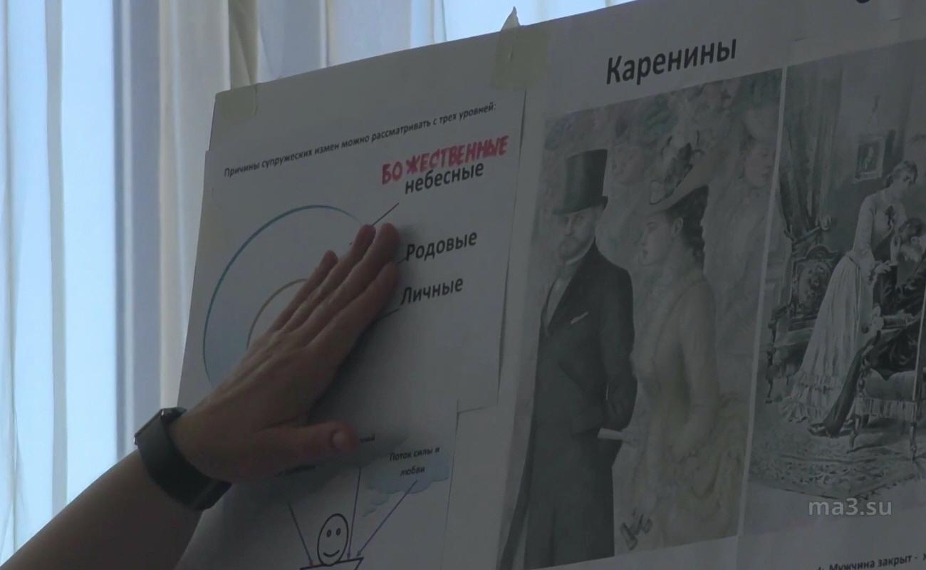 Анализ романа Льва Толстого Анна Каренина