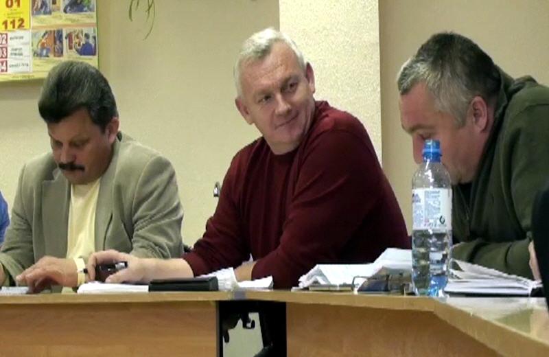 Андрей Коротков - глава города Руза Московской области