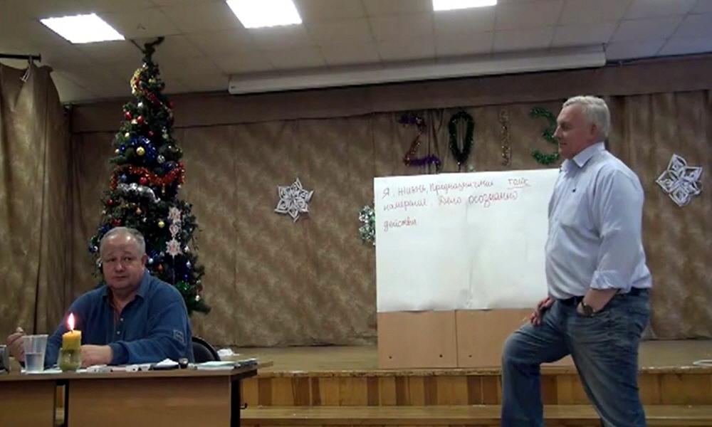 Андрей Коротков и Виктор Минин