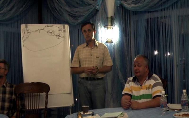 Виктор Минин Видео с семинара в Анапе 6-8 октября 2012 года