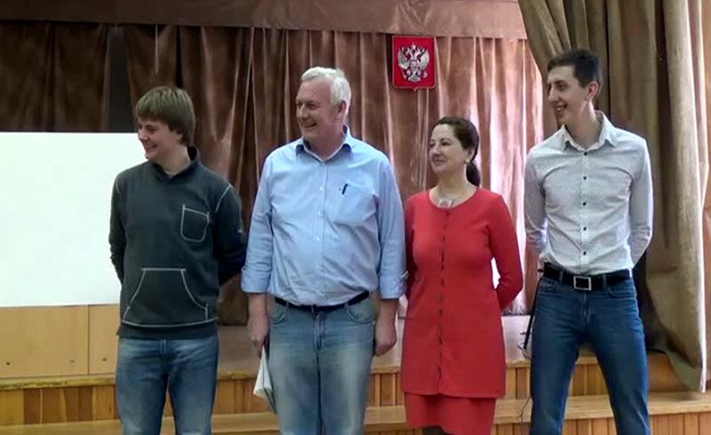 Группа МИР Виктор Минин