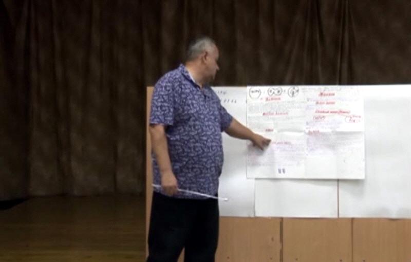 Семинар Виктора Минина - Решение родовых проблем