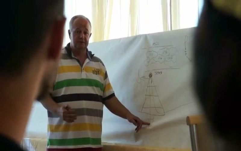 Виктор Минин - Семинар в Анапе