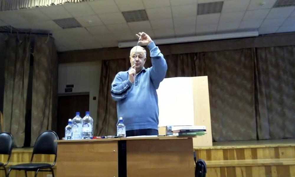 Виктор Минин Королёвский семинар 2013