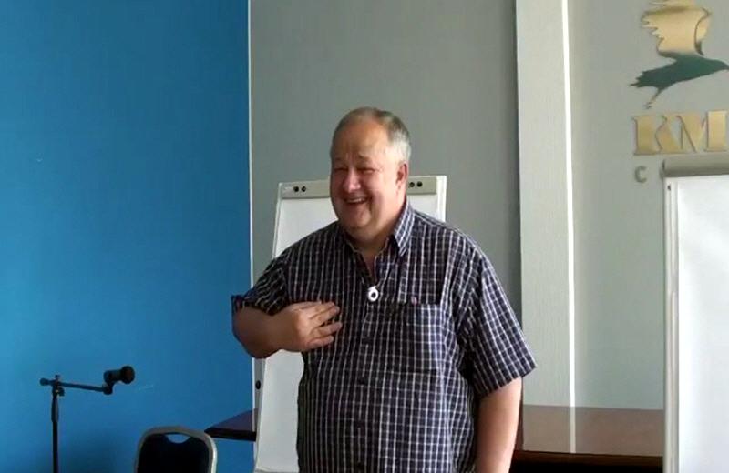 Виктор Минин в Ростове-на-Дону 4 июня 2011 года