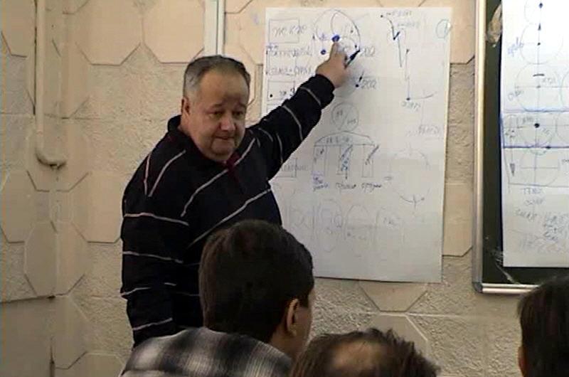 Виктор Минин в Челябинске 14 и 15 ноября 2009 года