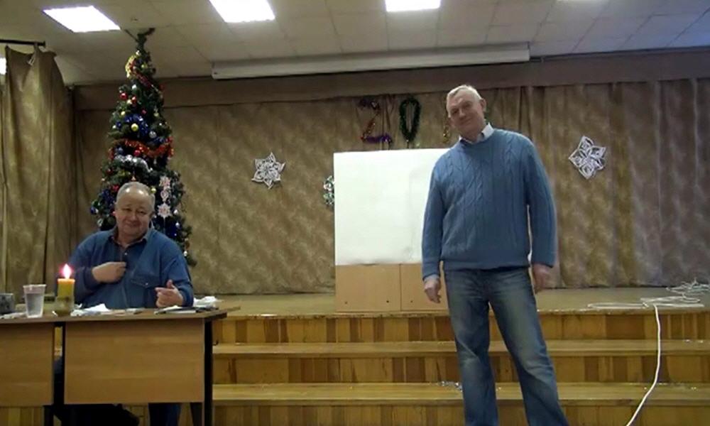 Виктор Минин и Андрей Коротков