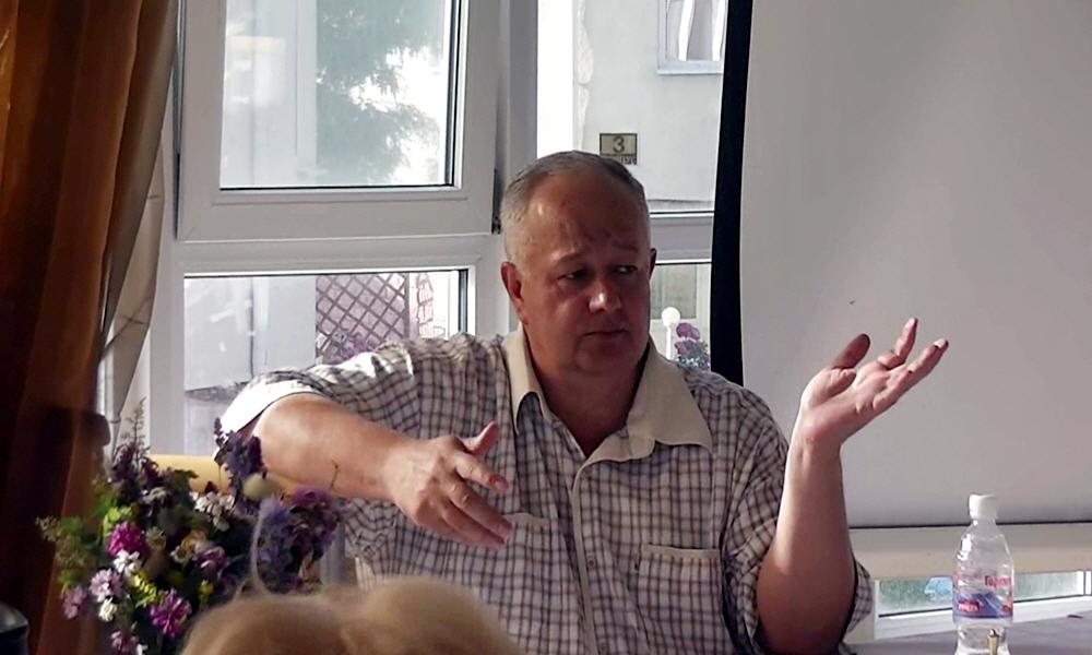 Виктор Минин о полной свободе выбора человека