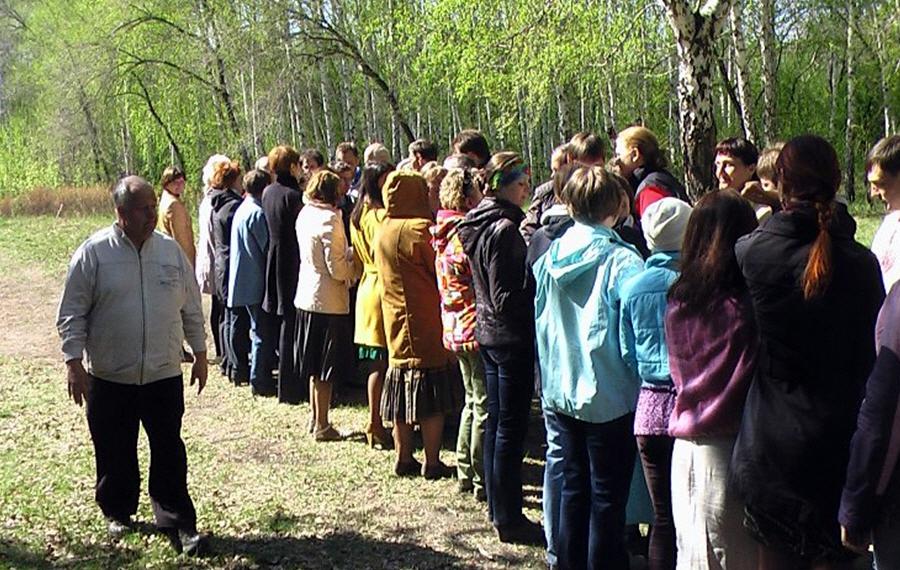 Духовные семинары Виктора Минина