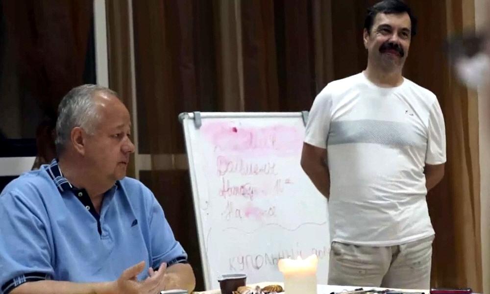 Илья Корунов и Виктор Минин