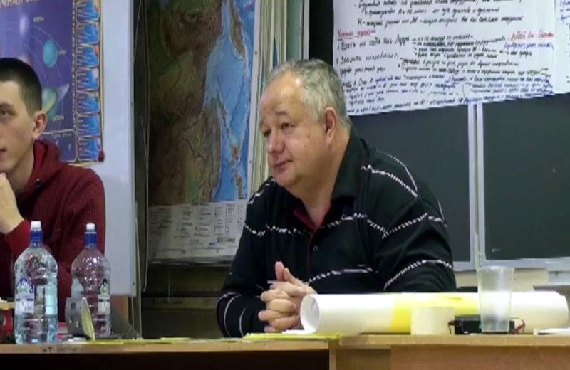 Мужской семинар Виктора Минина в Королёве 20 ноября 2011 года