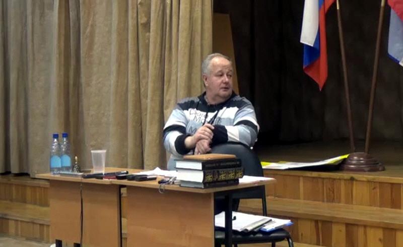 Принятие ответственности Владимиром Путиным за весь русский народ