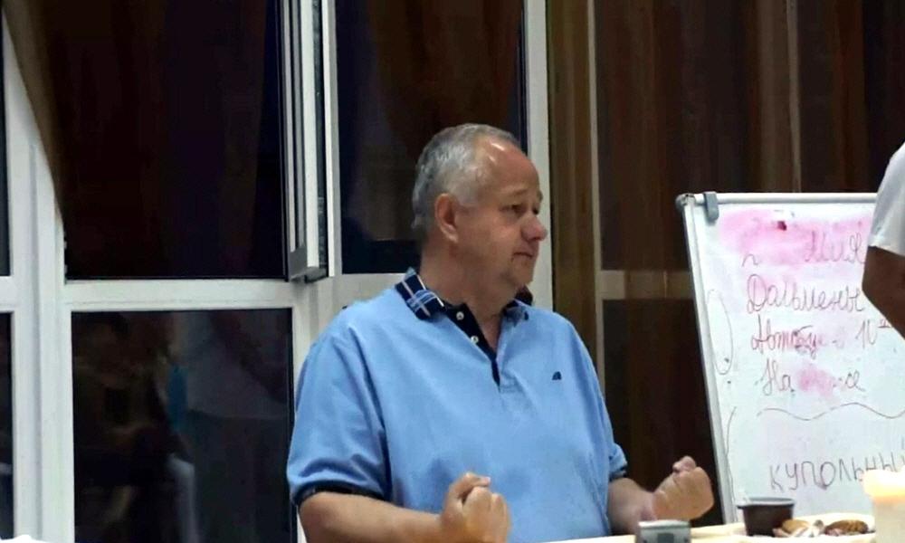 Семинар Виктора Минина в Анапе 25-28 мая 2013 года