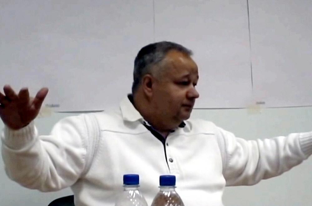 Семинар Виктора Минина в Перми 3 октября 2009 года