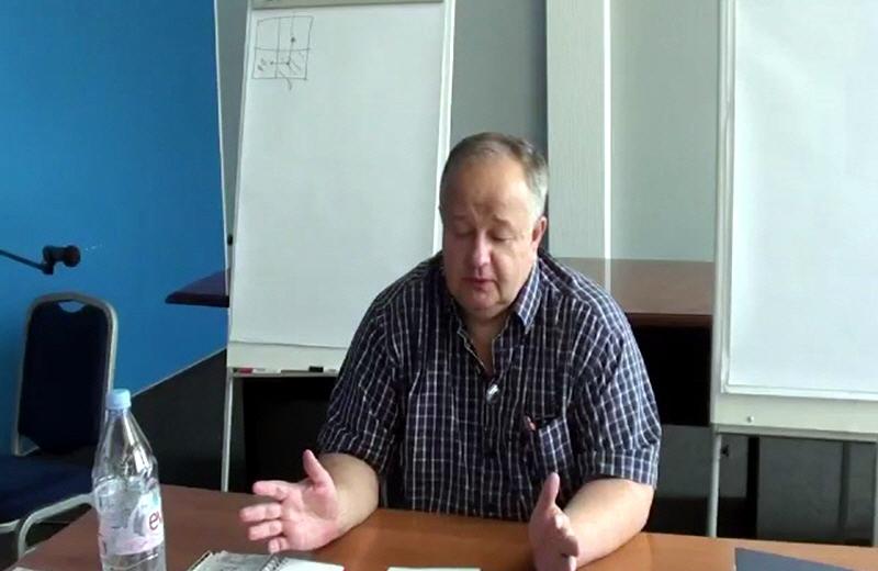 Семинар Виктора Михайловича Минина в Ростове