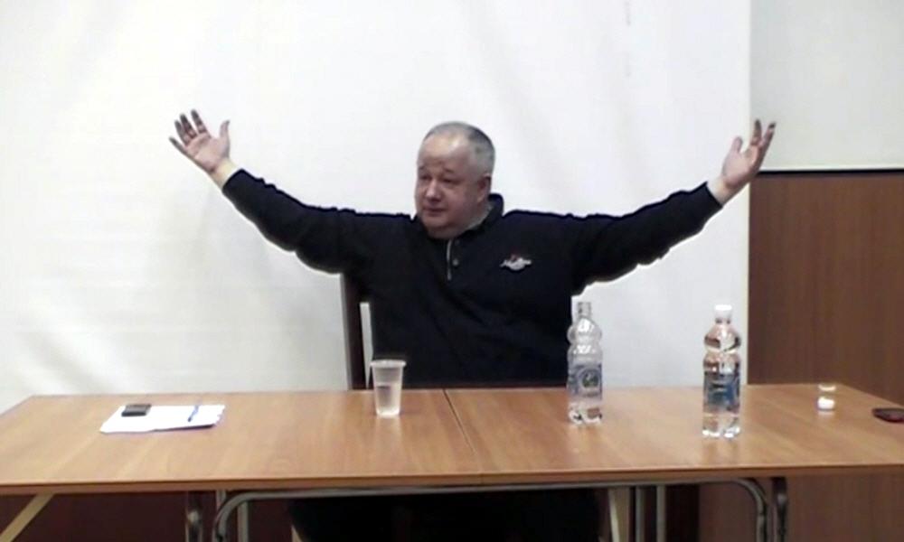 Семинар Виктора и Ирины Мининых в посёлке Дорохово Московской области 19-22 марта 2015 года
