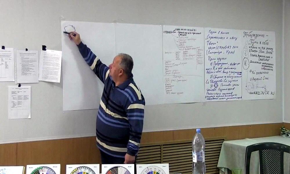 Третий день семинара Виктора Минина в Екатеринбурге 17 февраля 2014 года