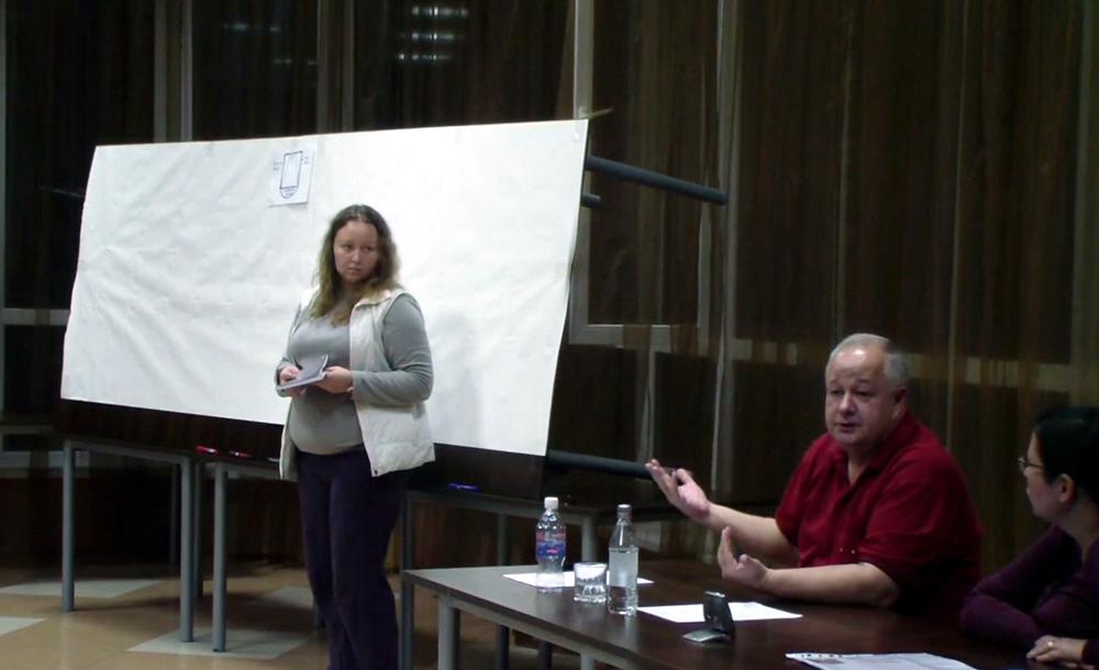 Чудесный семинар Виктора Минина в Анапе 22-25 октября 2015 года