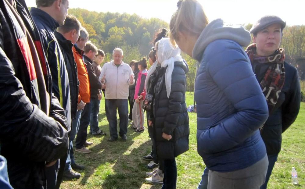 Энергетическая работа с дольменами Краснодарского края