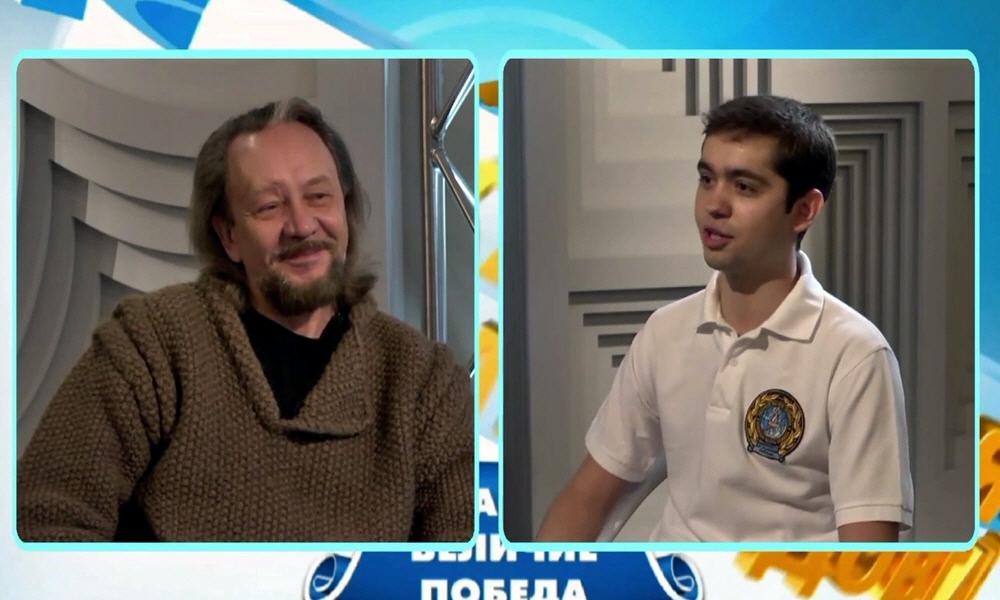 Виталий Сундаков в Академии Успеха Владимира Довганя 10 декабря 2012 года