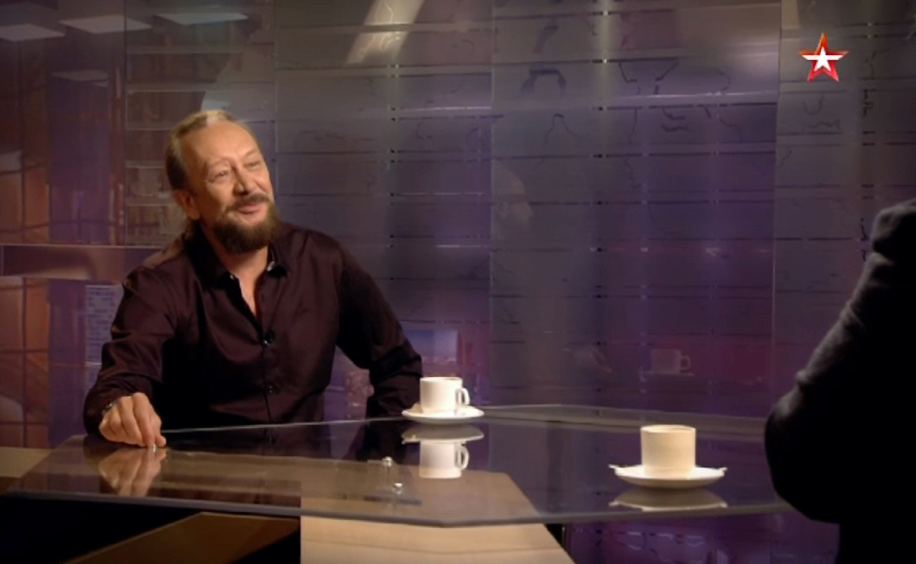 Виталий Сундаков на телеканале Звезда 23 декабря 2016 года
